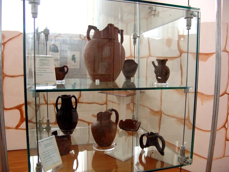 Interno del Museo Bacheca