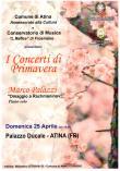 concerti di primavera