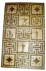 Mosaico sannita