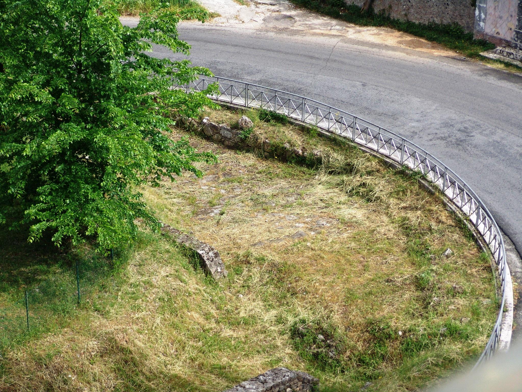 strada romana al Colle